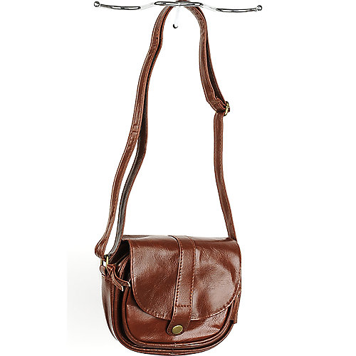 Shiekh Small Flap Cross Body Bag leatherette bag