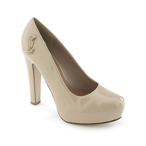 Shiekh D-XH0173 womens high heel platform pump