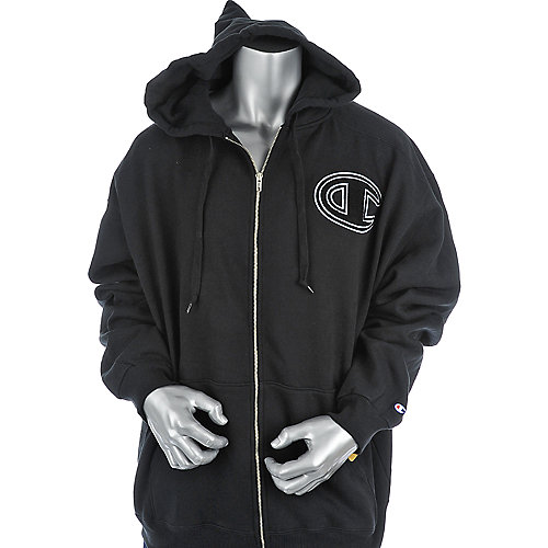 Champion Super Fleece Zip-Up Hoodie
