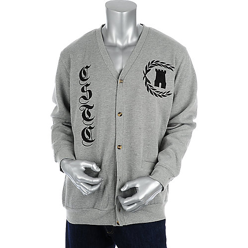 Crooks & Castles Leaf mens sweater