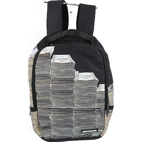Sprayground Money Stacks Backpack black backpack