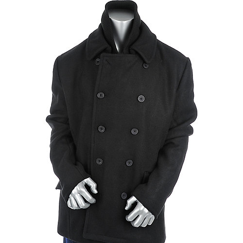 Jordan Craig Wool Peacoat mens apparel jacket