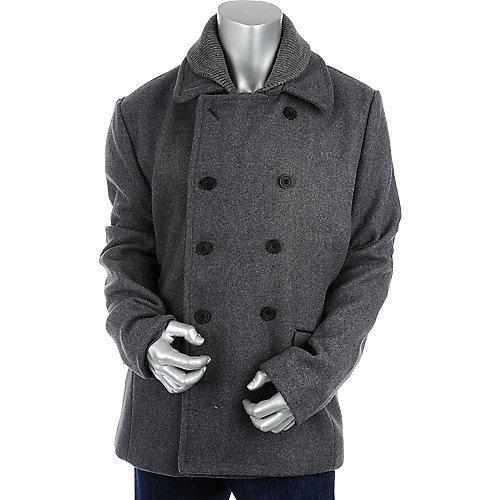 3ad97964f286 Jordan Craig Wool Peacoat mens apparel jacket
