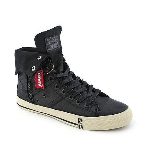 Levi's Zip Ex Hi CT Twill mens casual lace-up sneaker