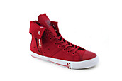 Mens Zip Ex Hi CT Twill