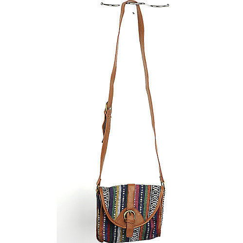 Under One Sky Tribal Handbag cross body bag