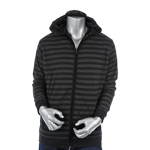 Jordan Craig Long Sleeve Striped Hoodie Mens Sweater
