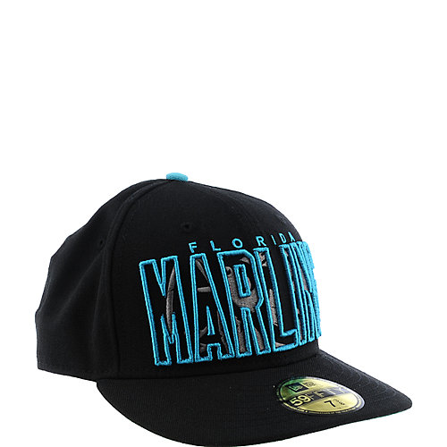 New Era Florida Marlins Cap fitted hat