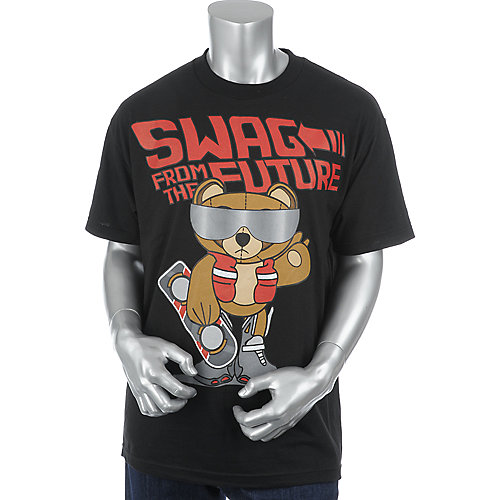 Cali Swagger Swag To The Future Tee mens t-shirt