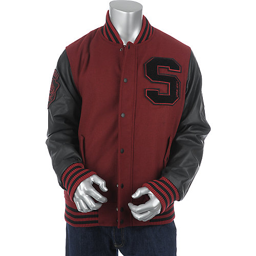 Supreme Society Letterman Jacket mens jacket