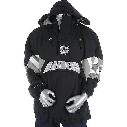 Mitchell Amp Ness Oakland Raiders Flashback Jacket Mens Jacket
