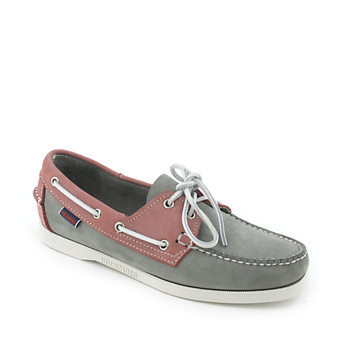 Sebago Spinnaker womens flat casual boat shoe