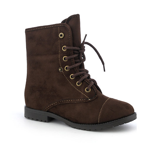 Soda Ramie-S womens suede boot