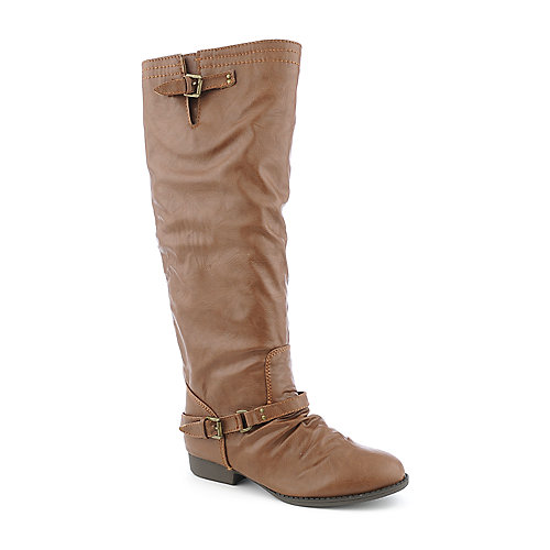 Soda Nakia-S womens riding knee-high boot