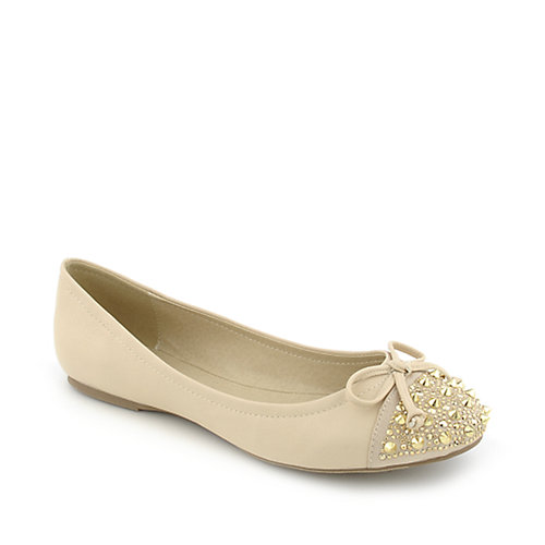 Shiekh Spiker womens casual slip-on flat