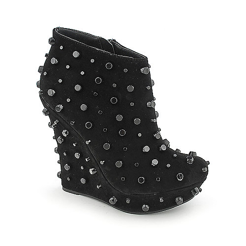 Shiekh 013 womens studded bootie