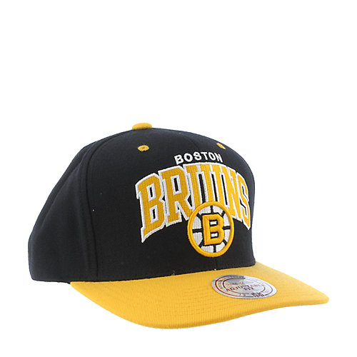 Mitchell & Ness Boston Bruins Cap NHL snap back