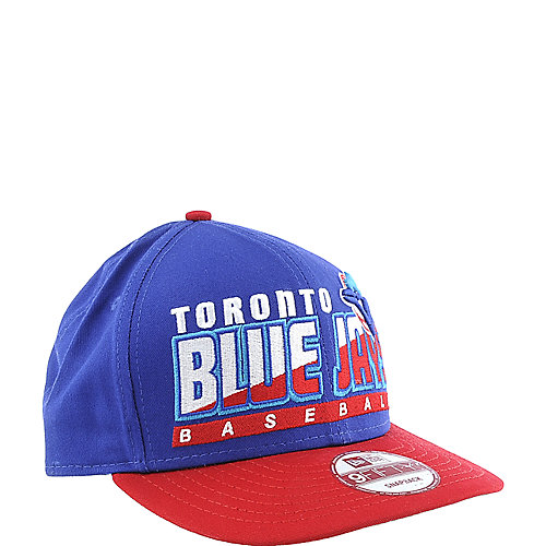 New Era Toronto Blue Jays Cap Slice & Dice snapback