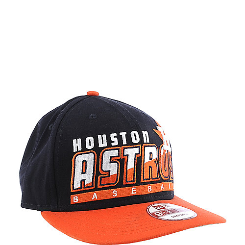 New Era Houston Astros Cap Slice & Dice snapback