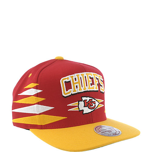Mitchell & Ness Kansas City Chiefs NFL snap back