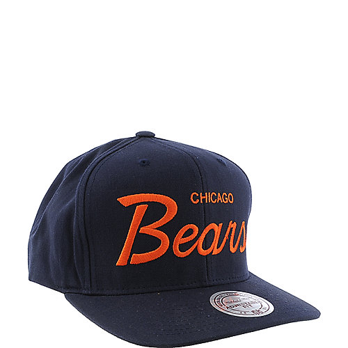 Mitchell and Ness Chicago Bears Cap snapback hat 60c867c3def9