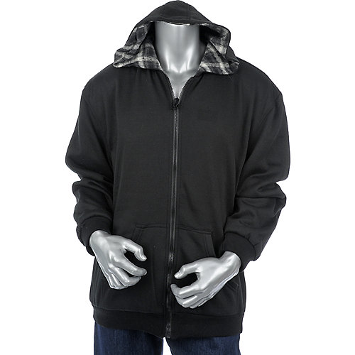 i5 Fleece Hoodie mens hooded sweater