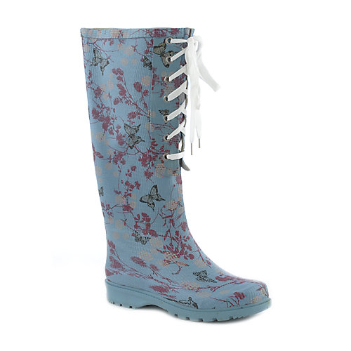 Breeze Lace-Up Rain Boot lace up boot
