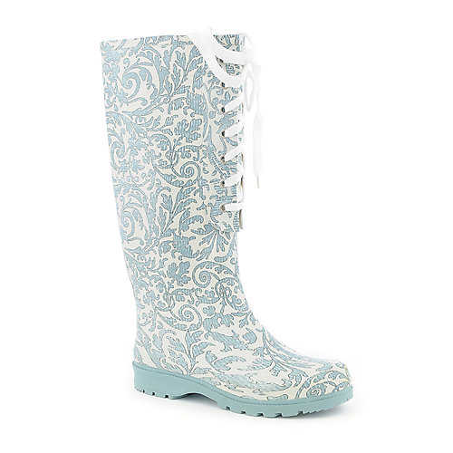 Nature Breeze Lace-Up Rain Boot lace up boot