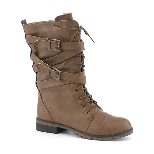 Nature Breeze Lug-17 womens boot