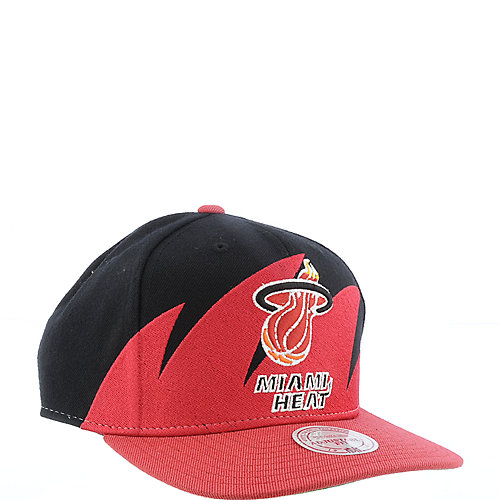 Mitchell & Ness Miami Heat Cap NBA snap back hat