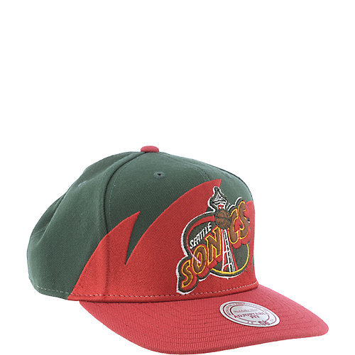 Mitchell & Ness Seattle Sonics Cap NBA snap back hat