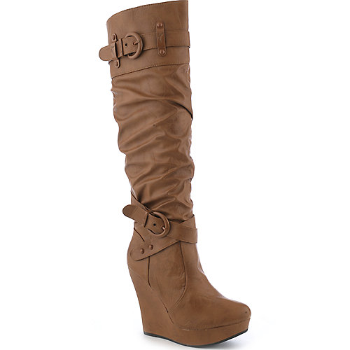 Shiekh Code-8 womens knee-high boot