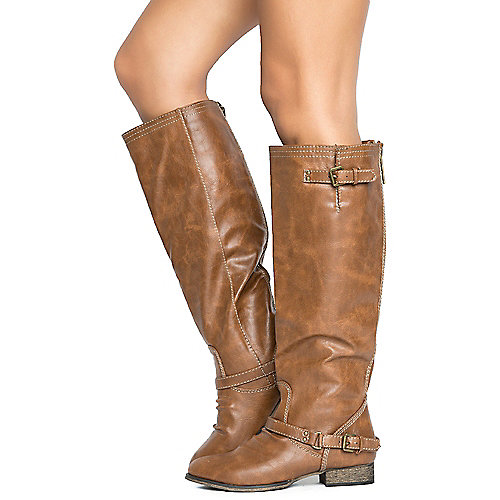 Shiekh Womens Outlaw-81 Riding Boots