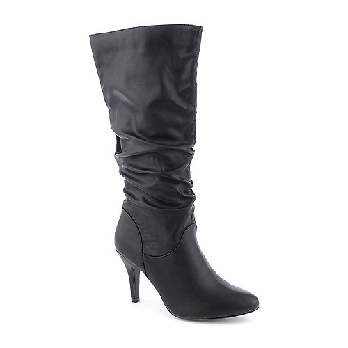 Paprika Love-S womens high heel mid-calf boot