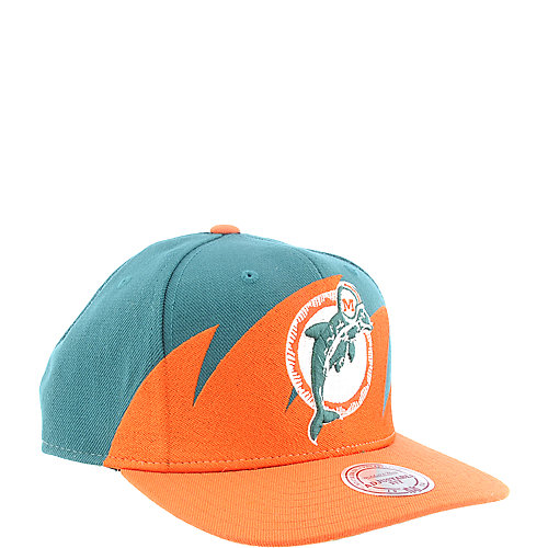 Mitchell & Ness Miami Dolphins Cap NFL snap back hat