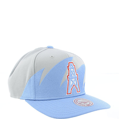 Mitchell & Ness Houston Oilers Cap NFL snap back hat