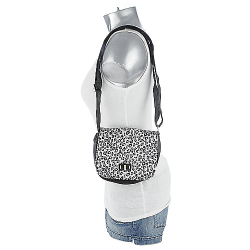 Elleven K Leopard Shoulder Bag hand bag
