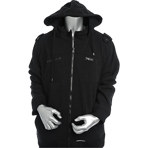 Supreme Society Solid Fleece Jacket mens jacket