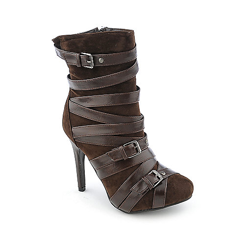 Anne Michelle Addiction-91 womens ankle boot