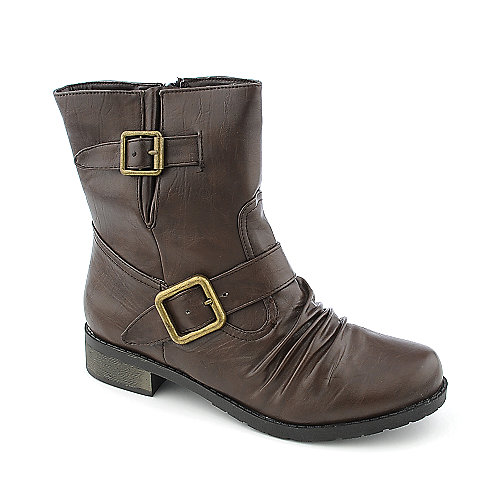 Dollhouse Keni womens motorcycle boot