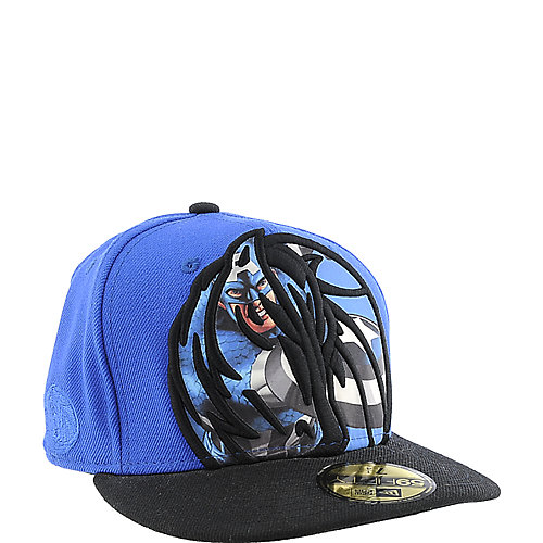 New Era Dallas Mavericks Cap Big Action fitted hat