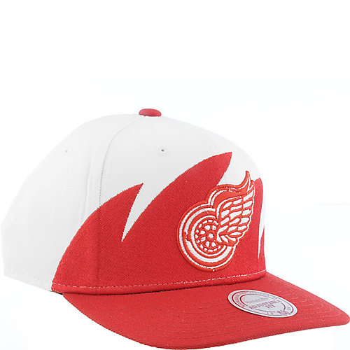 Mitchell & Ness Detroit Red Wings Cap NHL snap back hat