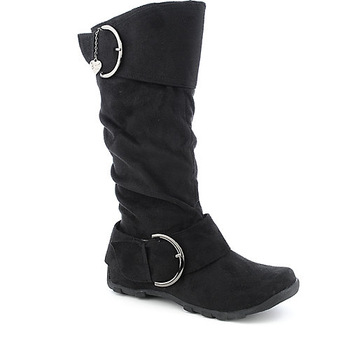 Shiekh Sofia-31 womens flat mid-calf boot