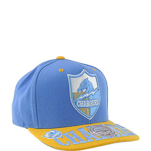 San Diego Chargers Cap: Mitchell & Ness San Diego Chargers Cap NFL Snap Back Hat