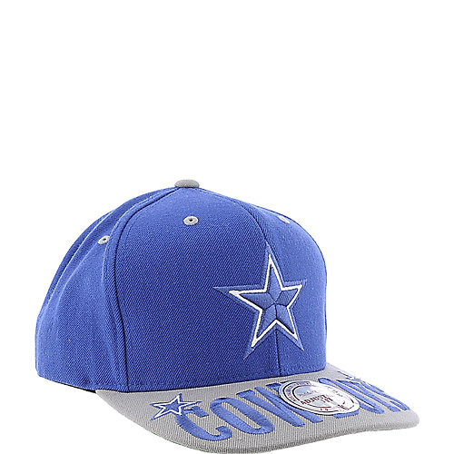 Mitchell and Ness Dallas Cowboys Cap snapback hat