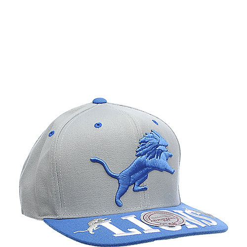 Mitchell & Ness Detroit Lions Cap NFL snap back hat