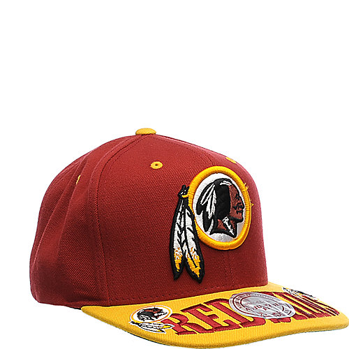 Mitchell & Ness Washington Redskins Cap NFL snap back hat