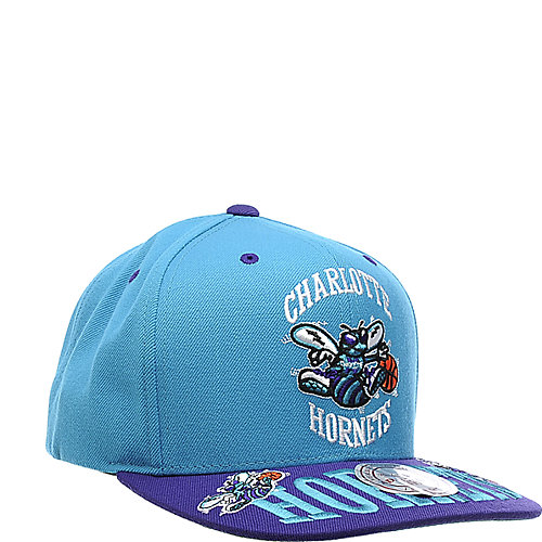 Mitchell & Ness Charlotte Hornets Cap NBA snap back hat
