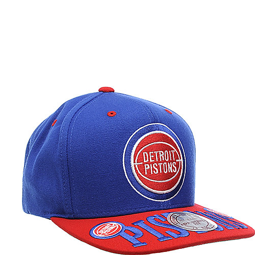 Mitchell & Ness Detroit Pistons Cap NBA snap back hat