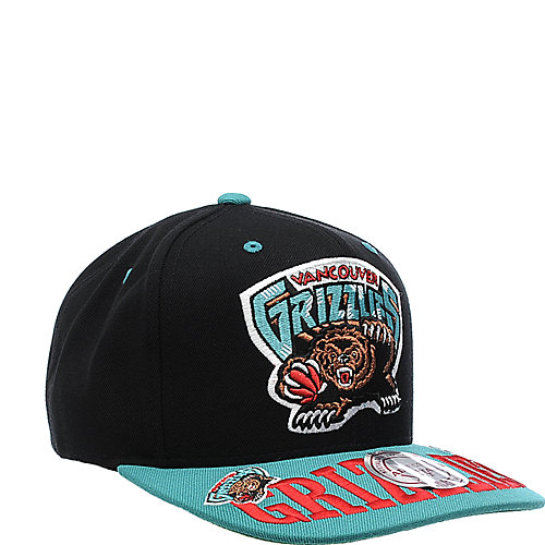 Mitchell & Ness Vancouver Grizzlies Cap NBA snap back hat